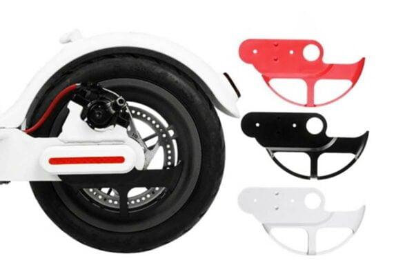 Brake disc cover