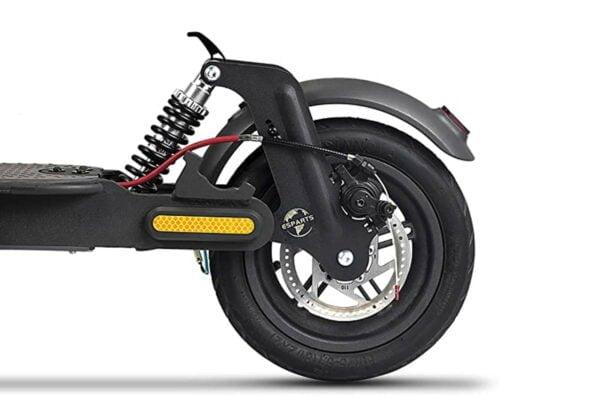 ES part rear suspension