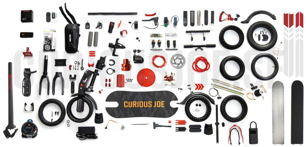 ALL THE PARTS YOU NEED
