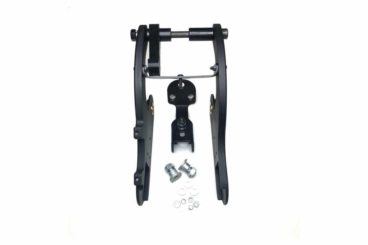 Konyk rear suspension