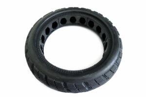Semi solid tire B