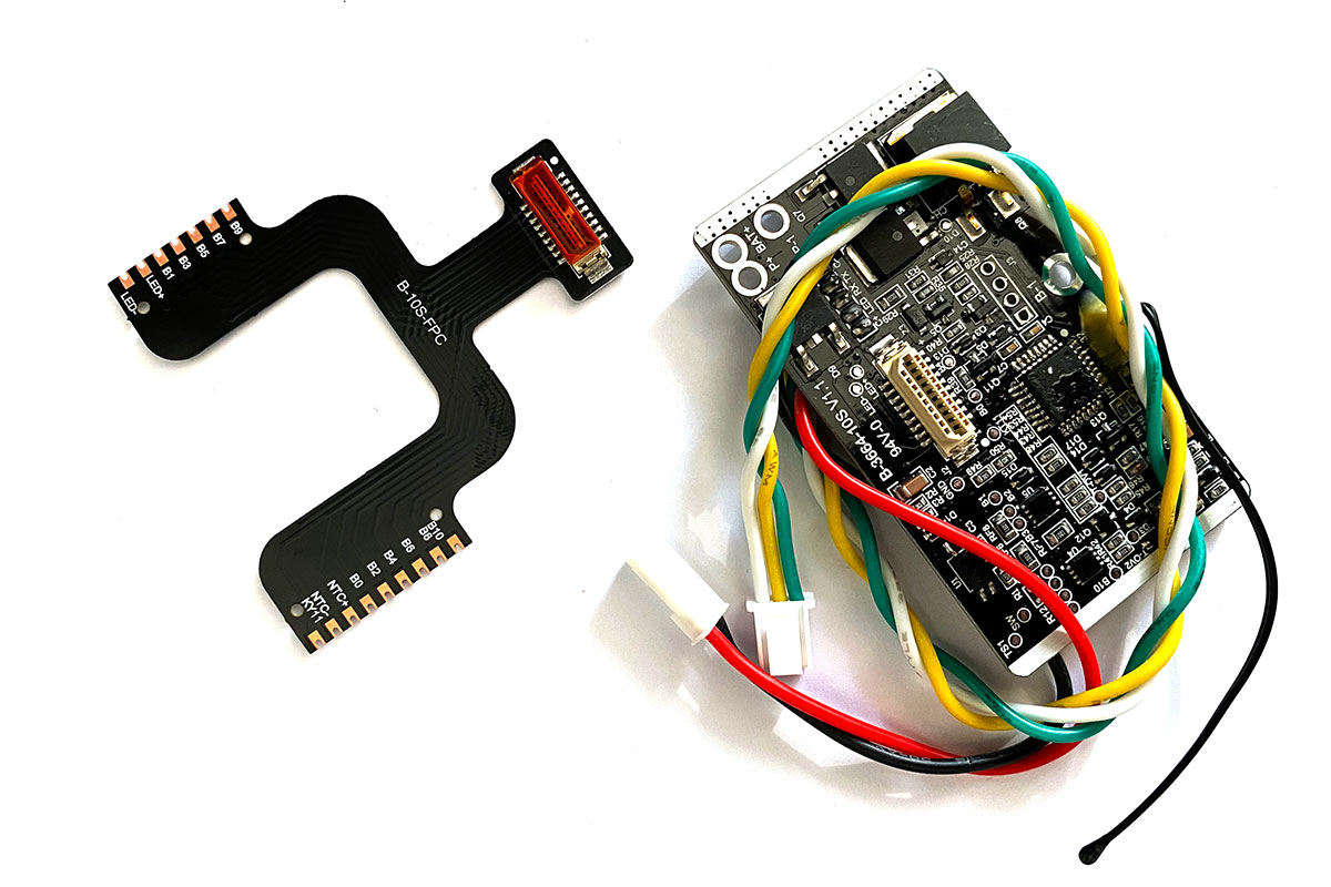 BMS for Xiaomi M365